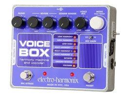 eh vb Electro Harmonix Voice Box update