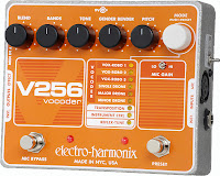 eh v256 More Electro Harmonix pedals coming in shortly!