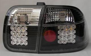Honda civic 1996 – 2000 sedan siyah taban ledli stop fiyatı