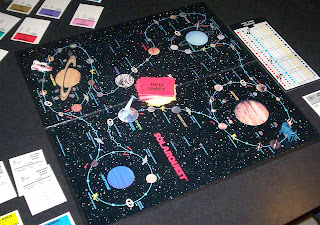 Solar quest board game for sale