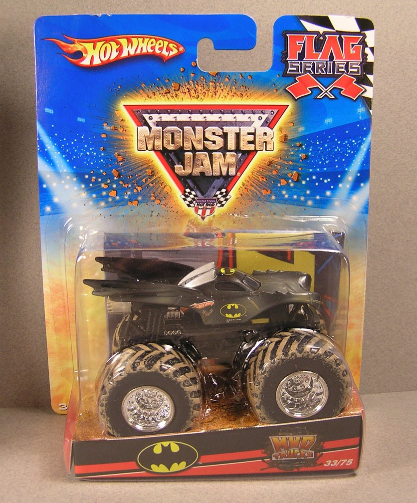 Hot Wheels Toys : Your number toys collection source hot wheels monster