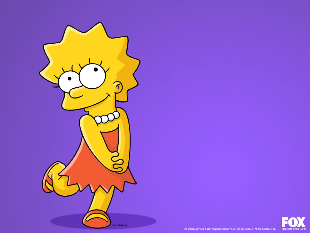 coloriage des Simpsons Coloriage en ligne gratuit pour