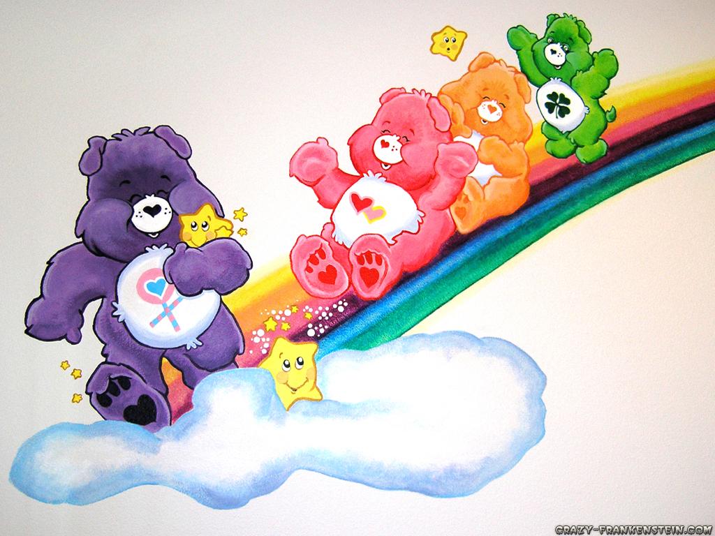 Planos De Fundo   Ursinhos Carinhosos