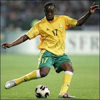 Bafana Bafana striker - Benni McCarthy