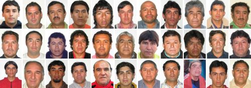 Chile miners - Los 33