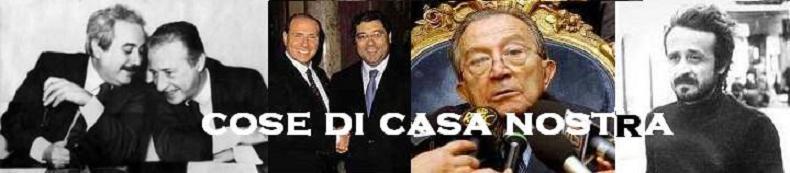 COSE DI CASA NOSTRA