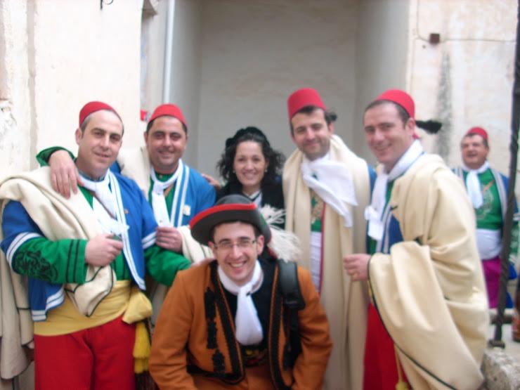 PER L'AMISTAT DELS MARROCS...2009