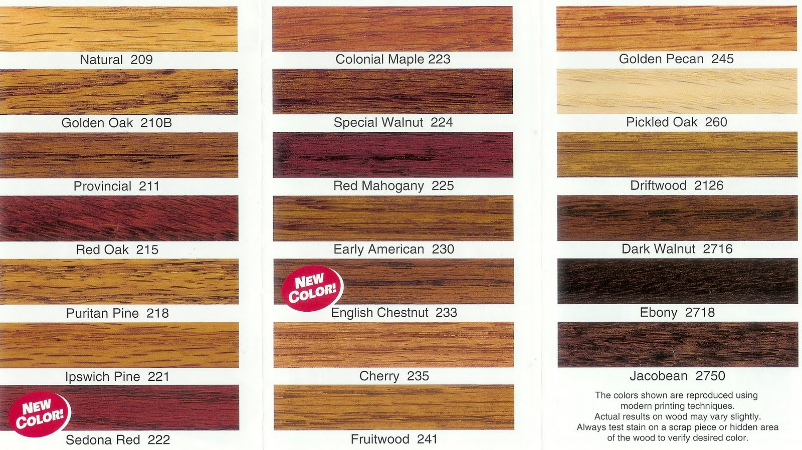 Minwax Stain Colors Wood Floor