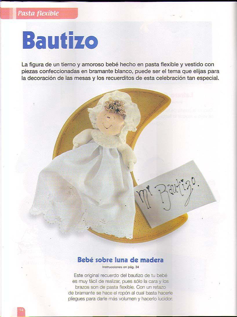 Moldes para Todo: ** Bautizo **