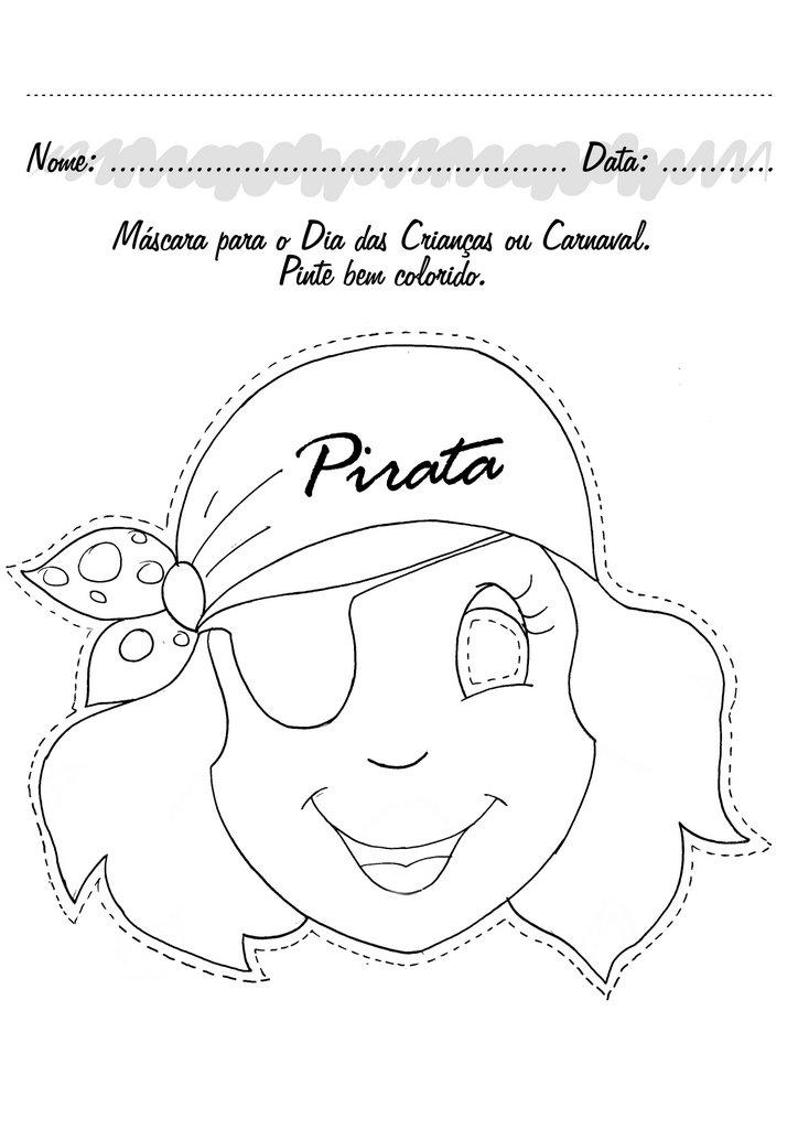 Moldes de: *♥* Antifaces/Caretas , *♥* Dibujos B/N , *♥* Niños