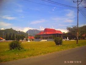 Lapangan Kartini Kota Bajawa-NTT