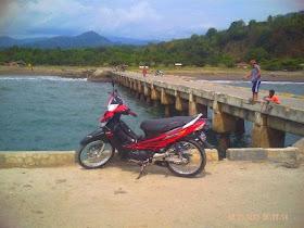 Dermaga Borong Yang Merana
