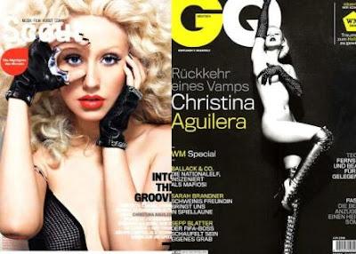 Cristina aguilera desnuda pics 20