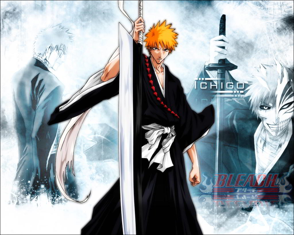 kurosaki ichigo wallpaper. di 4:12 AM. Label: Bleach