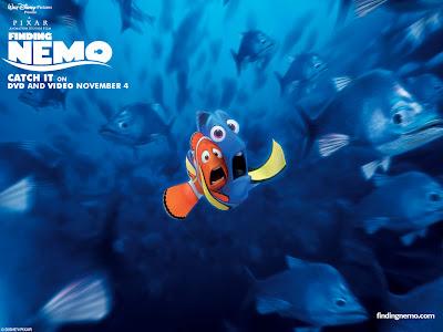 finding nemo wallpaper. Finding Nemo Wallpapers
