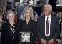 Fawcett gets her star