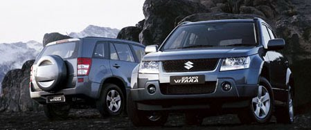 All New 2010 Suzuki Grand Vitara 3.2 Liter V6 Engine