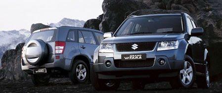 All New 2010 Suzuki Grand Vitara 3.2 Liter V6 Engine.review