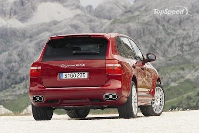 New Cayenne Diesel from Porsche