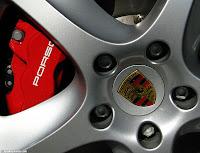 New Cayenne Diesel from Porsche wheel view