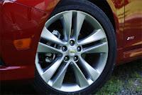 2011 Chevy Cruze (base price $16,275) wheel view