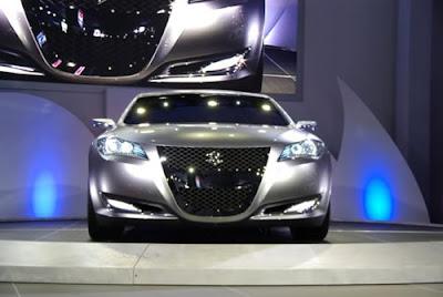 2011 Suzuki Kizashi Sport style (base price $18,999) front view