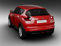 2011 Nissan Juke (estimated base price $18,500)