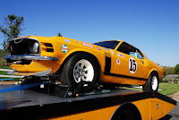 2011 Ford Mustang BOSS 302R Only 50 Units Produced front down view
