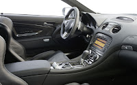 New Mercedes Benz SL65 AMG Black Series and price interior view