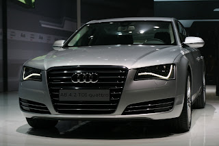2011 Audi A8 Enter Next Year front view