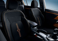2011 Kia Sportage Official Pictures seat view