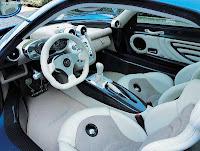 2011 Pagani Zonda C12 Price interior view