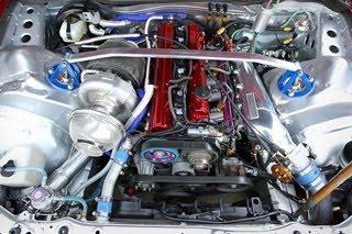 Lexus GS350 High powered