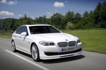 BMW Alpina Latest With High Performance front view