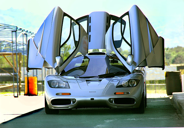 McLaren F1 Prime Immediate Sale