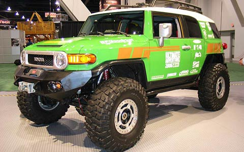 2011 Toyota FJ Cruiser price increase