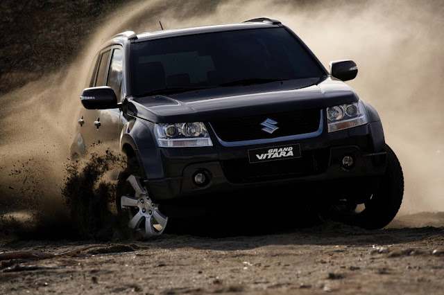 Reviewing the 2010 Suzuki Grand Vitara