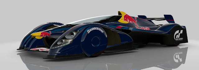 Red Bull X1 Prototype Could Reach Top Speed 450 km / h