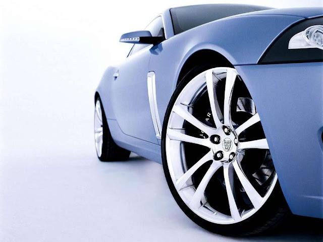 Jaguar Wallpaper wheel view