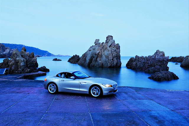 BMW wallpaper adventure sea
