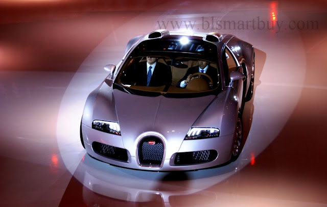 Bugatti Wallpaper show contest