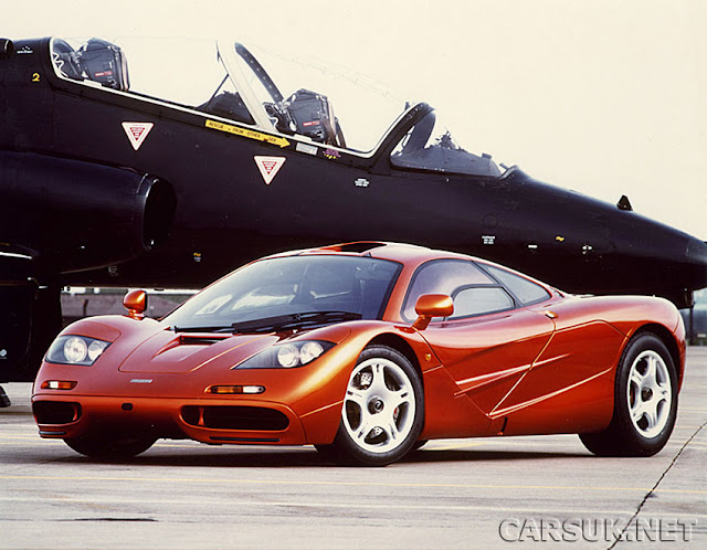 McLaren Wallpaper red sport