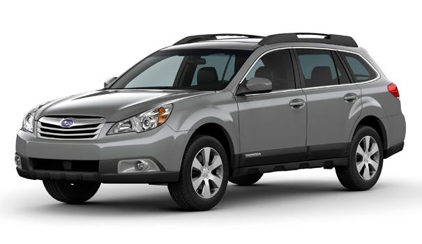 2010 New Subaru Outback concept
