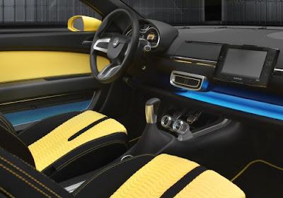 2011 The new Skoda model ' Skoda Joyster'