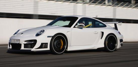 2011 Porsche 911 GT2RS  Sports Car
