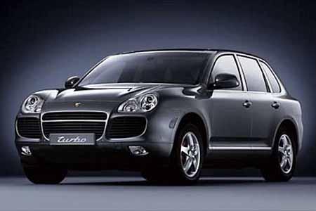 2011 New Porsche Cayenne SUV Concept