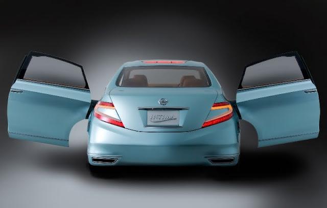 2011 Nissan Intima luxury sedan