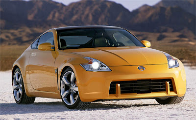 2011 New Nissan 370Z Concept