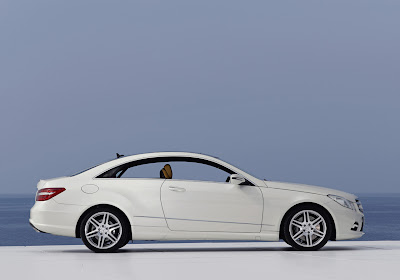 2011 Mercedes-Benz E-Class Test Trials In The United Arab
