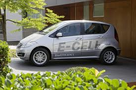 Mercedes-Benz plans to release a limited edition of 500 A-Class E-Cell